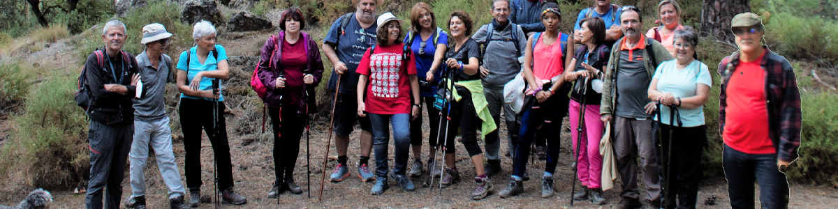 Crónica: Ruta Sendero y Trincheras de la Yedra